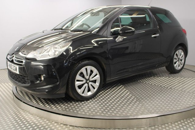 USED 2010 10 CITROEN DS3 1.6 DSTYLE HDI 3d 90 BHP