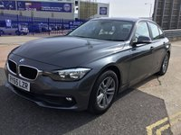 USED 2016 65 BMW 3 SERIES 2.0 320D ED PLUS 4d AUTO 161 BHP