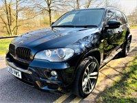 2009 BMW X5 3.0 XDRIVE30D M SPORT 5d AUTO 232 BHP £12995.00