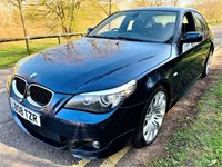 2008 BMW 5 SERIES 2.0 520D M SPORT 4d 175 BHP £6495.00