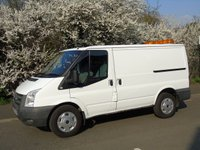 2011 FORD TRANSIT T330 2.4TDCI 140 BHP AWD/4X4 SWB LOW ROOF PANEL VAN £5150.00