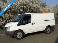 USED 2011 61 FORD TRANSIT T330 2.4TDCI 140 BHP AWD/4X4 SWB LOW ROOF PANEL VAN +1 OWNER+ RARE AWD/4X4+140BHP+
