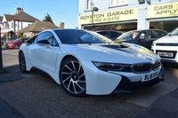 2016 BMW I8 1.5 I8 2d AUTO 228 BHP £SOLD
