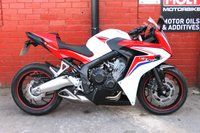 USED 2015 65 HONDA CBR 650 FA-E *Very Low Mileage, Lovely Condition, FSH* A Stunning Low Mileage Sports Bike. Finance Available.