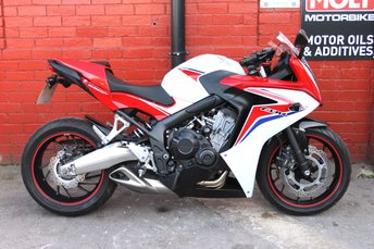View our HONDA CBR 650 FA-E