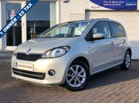 USED 2014 63 SKODA CITIGO 1.0 ELEGANCE GREENTECH 5d 74 BHP SUPPLIED WITH 12 MONTHS MOT, LOVELY CAR TO DRIVE