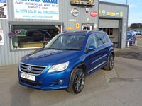 USED 2009 59 VOLKSWAGEN TIGUAN 2.0 R LINE TDI 4MOTION 5d AUTO 138 BHP  56K Excellent  Condition Must Be Seen