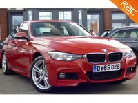 USED 2015 65 BMW 3 SERIES 3.0 335D XDRIVE M SPORT 4d AUTO 308 BHP
