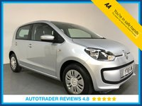 USED 2015 65 VOLKSWAGEN UP 1.0 MOVE UP 5d AUTO FULL VW SERVICE HISTORY - 1 OWNER - DAB RADIO - AIR CONDITIONING - AUXILIARY CONNECTIVITY