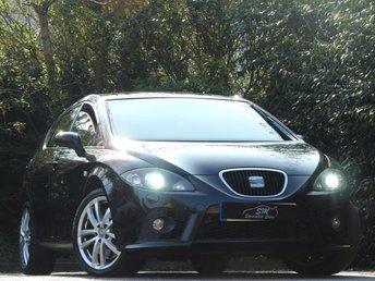 2007 SEAT LEON 2.0 CUPRA TSI 5d 240 BHP £6290.00
