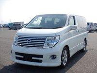 2006 NISSAN ELGRAND Highway Star 2.5 Automatic,8 Seats, 46k, Twin Power Door £8000.00