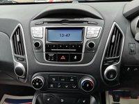 USED 2013 13 HYUNDAI IX35 1.7 CRDi 16v Style 2WD 5dr I KEEPER+HEATED SEATS+USB AUX