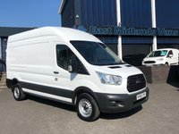 USED 2015 65 FORD TRANSIT 2.2 350 H/R P/V 1d 124 BHP
