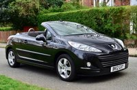 USED 2012 12 PEUGEOT 207 1.6 CC ACTIVE 2d AUTO. VERY RARE!