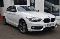 2015 BMW 1 SERIES 1.5 116D SPORT 5d 114 BHP £10950.00