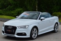 USED 2014 64 AUDI A3 2.0 TDI S LINE 2d 150 BHP ** PART EXCHANGE WELCOME** **FINANCE AVAILABLE**