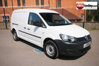 USED 2013 63 VOLKSWAGEN CADDY MAXI 1.6 C20 TDI STARTLINE BMT + BIG SPEC + AIR CON + SAT NAV 1 KEEPER + BIG SPEC + AIR CON + NAV