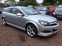 "USED 2008 58 VAUXHALL ASTRA 1.8 SRI XP 3d 140 BHP Full Sri x-pack with 18""alloys"