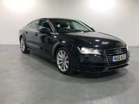 USED 2012 12 AUDI A7 3.0 TDI QUATTRO SE 5d AUTO 204 BHP 8 STAMP FULL UPTO DATE S/HISTORY