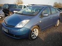 USED 2007 56 TOYOTA PRIUS 1.5 T4 VVT-I 5d AUTO 77 BHP Low tax hybrid - Economical - Reverse parking sensors