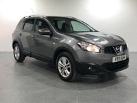 USED 2011 11 NISSAN QASHQAI+2 1.5 ACENTA PLUS 2 DCI 5d 110 BHP 8 STAMP FULL UPTO DATE S/HISTORY