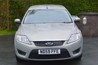 USED 2009 59 FORD MONDEO 2.0 EDGE TDCI 5d 140 BHP