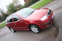 2006 SKODA FABIA 1.4 ELEGANCE 16V 5d AUTO 74 BHP £1990.00