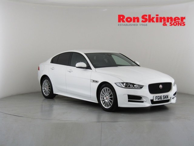 View our 2016 16 JAGUAR XE 2.0 R-SPORT 4d 161 BHP