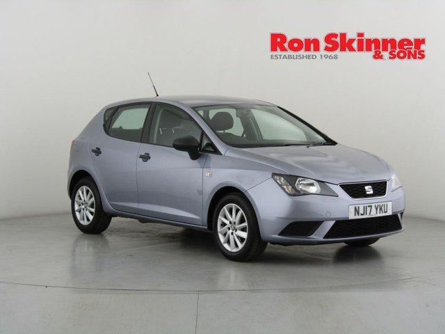 View our 2017 17 SEAT IBIZA 1.0 SOL 5d 74 BHP
