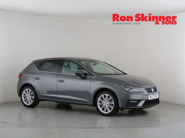 View our 2017 17 SEAT LEON 1.4 TSI XCELLENCE TECHNOLOGY 5d 124 BHP