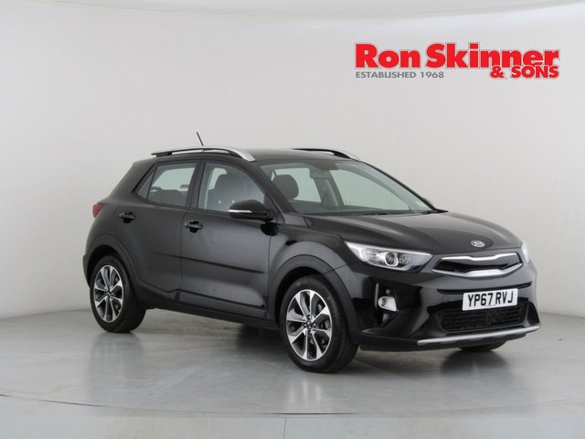 View our 2018 67 KIA STONIC 1.6 CRDI 2 ISG 5d 108 BHP
