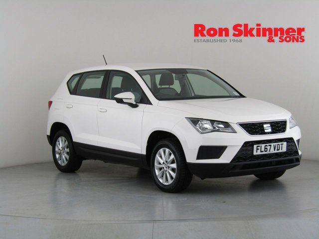 View our 2017 67 SEAT ATECA 1.0 TSI ECOMOTIVE S 5d 114 BHP
