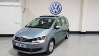 USED 2015 15 VOLKSWAGEN SHARAN 2.0 SE TDI DSG 5d AUTO 142 BHP Electric Panoramic Roof/ Sat-Nav/ Park Sensors/ 1 Owner