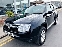 2013 DACIA DUSTER 1.5 AMBIANCE DCI 4WD 5d 109 BHP £4995.00
