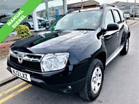 USED 2013 13 DACIA DUSTER 1.5 AMBIANCE DCI 4WD 5d 109 BHP