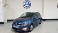 2017 VOLKSWAGEN POLO 1.2 MATCH EDITION TSI DSG 5d AUTO 89 BHP £SOLD