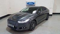 2016 FORD MONDEO 2.0 TITANIUM TDCI 5d AUTO 177 BHP £12977.00