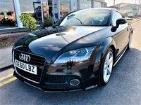 2010 AUDI TT 2.0 TFSI S LINE 2d 211 BHP £9995.00