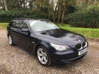 2009 BMW 5 SERIES 2.5 530I SE TOURING 5d AUTO 269 BHP £8975.00