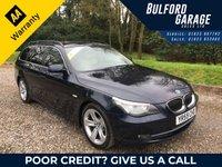 USED 2009 59 BMW 5 SERIES 2.5 530I SE TOURING 5d AUTO 269 BHP