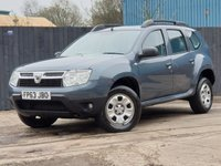2013 DACIA DUSTER 1.5 AMBIANCE DCI 5d 107 BHP £4650.00