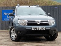 USED 2013 63 DACIA DUSTER 1.5 AMBIANCE DCI 5d 107 BHP