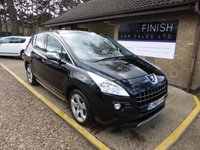 USED 2011 60 PEUGEOT 3008 2.0 HDI EXCLUSIVE 5d 150 BHP * 1 KEEPER FROM NEW * FULL SERVICE HISTORY *