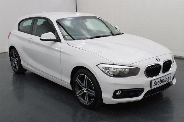 2016 16 BMW 1 SERIES 1.5 116D SPORT 3d 114 BHP