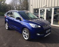 USED 2016 16 FORD KUGA 2.0 TDCI TITANIUM X SPORT AUTOMATIC AWD 180 BHP THIS VEHICLE IS AT SITE 1 - TO VIEW CALL US ON 01903 892224