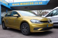 2017 VOLKSWAGEN GOLF 1.0 SE TSI BLUEMOTION TECHNOLOGY 5dr 109 BHP £12495.00