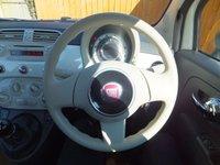USED 2011 61 FIAT 500 1.2 POP 3d 69 BHP £30 A YEAR ROAD TAX, FSH