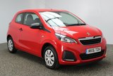 USED 2016 16 PEUGEOT 108 1.0 ACCESS 3DR 68 BHP FREE ROAD TAX 1 OWNER SERVICE HISTORY + FREE 12 MONTHS ROAD TAX + AIR CONDITIONING + RADIO/CD/AUX/USB + ELECTRIC WINDOWS
