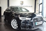 USED 2016 65 AUDI A6 3.0 TDI QUATTRO SE 4DR AUTO 268 BHP excellent service history *NO ADMIN FEES* FINISHED IN STUNNING BLACK WITH FULL BLACK LEATHER INTERIOR + EXCELLENT SERVICE HISTORY + SATELLITE NAVIGATION + BLUETOOTH + CRUISE CONTROL + HEATED SPORT SEATS + CRUISE CONTROL + PARKING SENSORS + REAR DUAL CLIMATE CONTROL + 18INCH ALLOY WHEELS