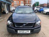 USED 2005 55 VOLVO XC90 2.4 D5 SE AWD 5d AUTO 161 BHP AUTOMATIC 7 SEATER, DIESEL, FINANCE ME, FSH, LONG MOT, SPARE KEY, WARRANTY INCLUDED